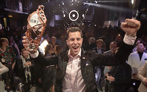 Orlando Marzo wins Diageo World Class