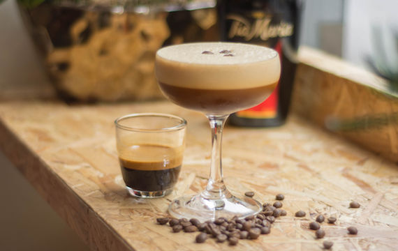 Tia Maria Coffee Cocktail Month