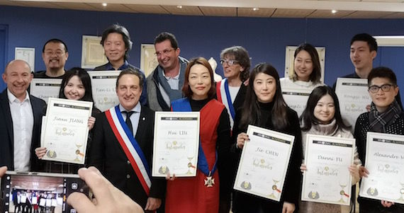 Armagnac education in China
